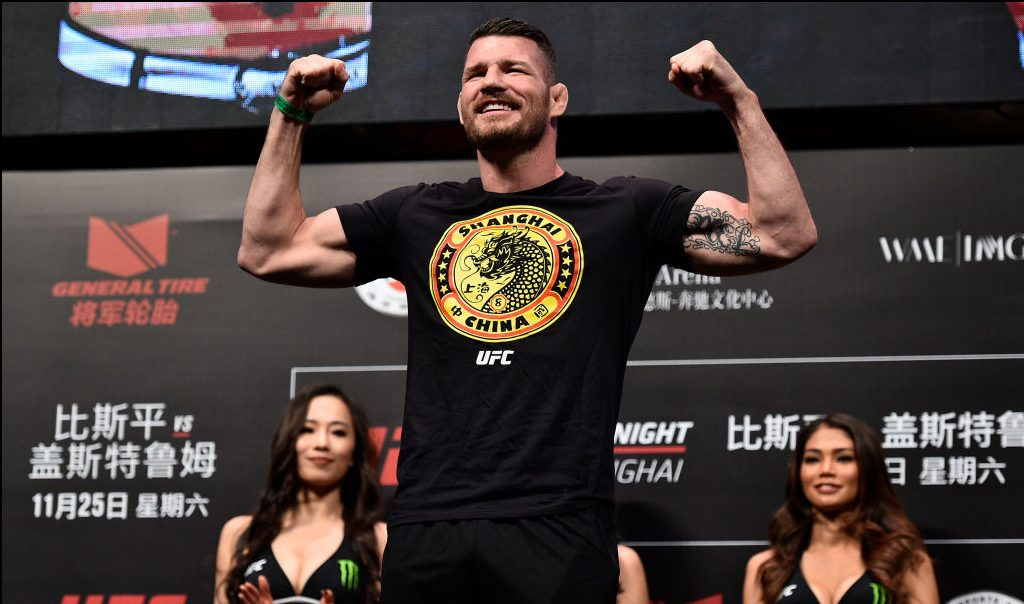 Michael Bisping seems to take UFC London fight as Darren Till offered Gunnar Nelson bout