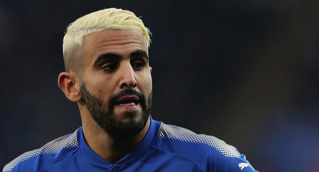 Liverpool & Arsenal told to pay at least £100m to sign Riyad Mahrez