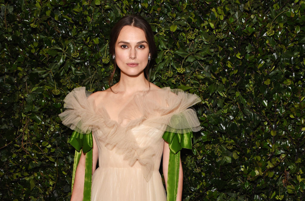 Keira Knightley reveals she's been assaulted 'four times' as she joins #MeToo movement