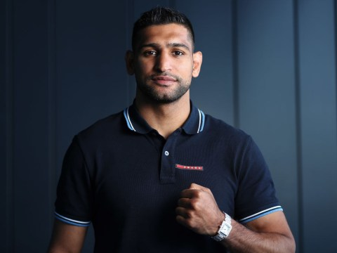 Amir Khan teases boxing fans a big announcement is incoming