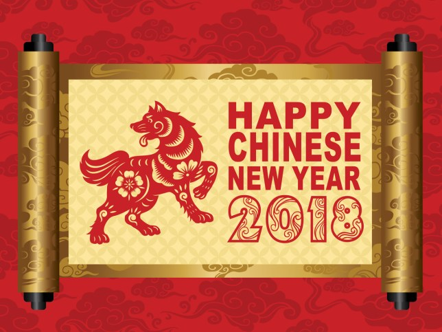 2018, year of the dog,