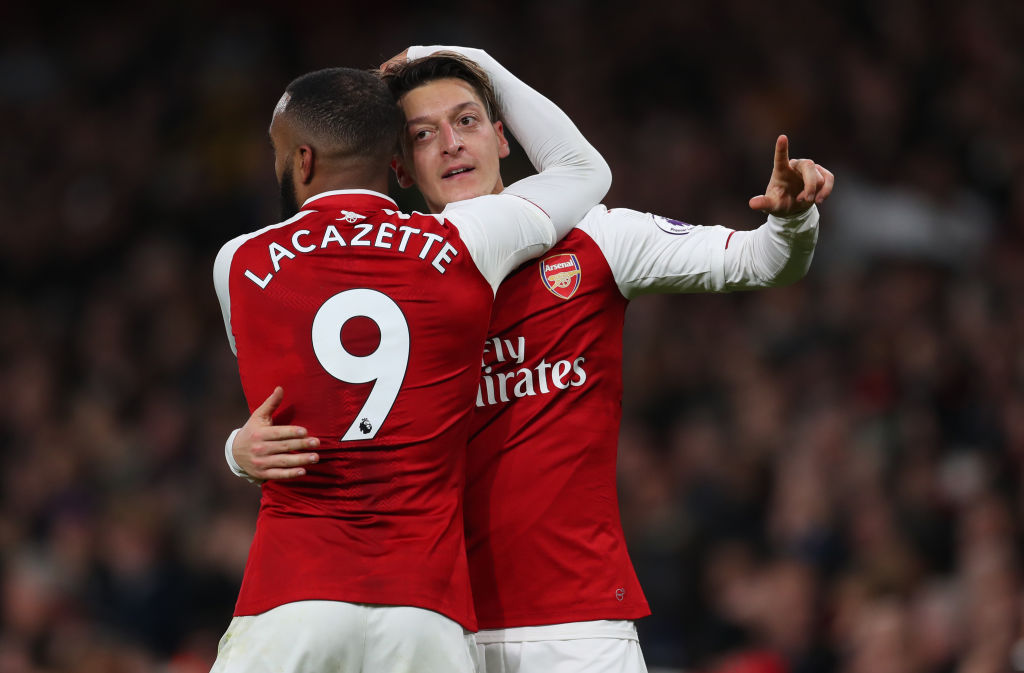 Gunners legend Charlie Nicholas picks JUST TWO Arsenal players in combined XI with Chelsea