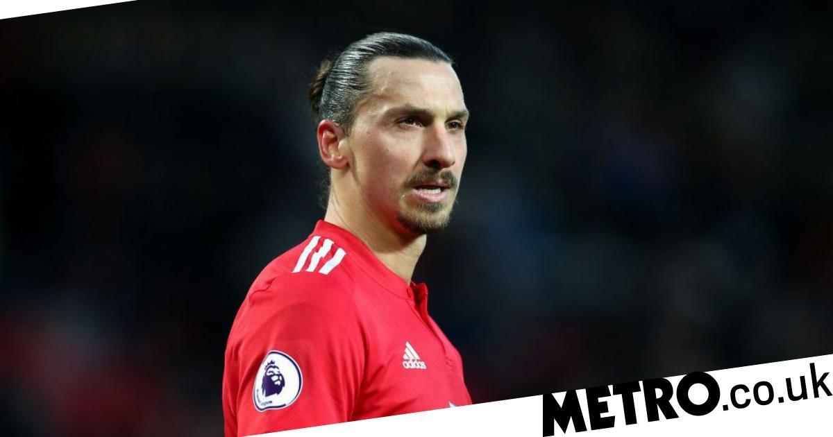 Man Utd star tells Zlatan Ibrahimovic to 'f*** off' in bizarre farewell message