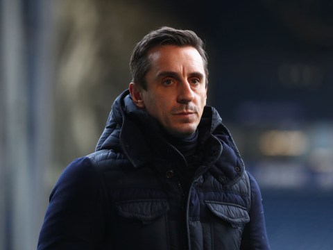 Gary Neville has 'very clear idea' of who should be next Manchester United manager