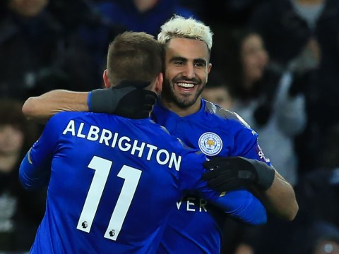Leicester City manager Claude Puel holds crunch talks with Arsenal transfer target Riyad Mahrez
