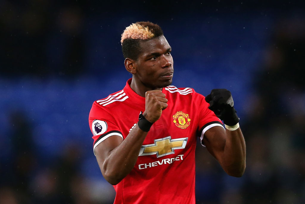 Paul Pogba has proven he must play on the left for Manchester United, says Thierry Henry