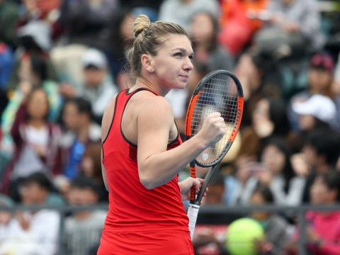 Simona Halep confirms Australian Open top spot as Elina Svitolina sets up Johanna Konta tie
