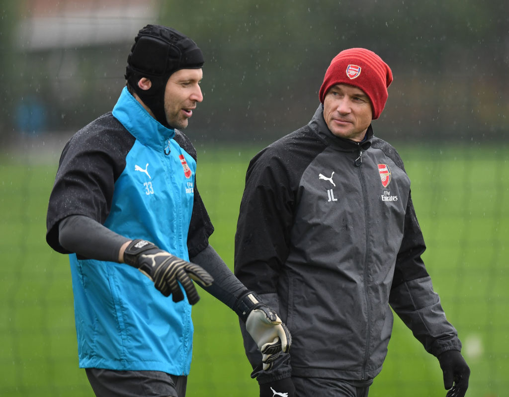 Petr Cech reveals how Peter Schmeichel, Gianluigi Buffon and Edwin van der Sar inspired him