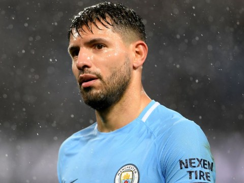 Sergio Aguero insists he's 'happy' at Manchester City and denies rift with Pep Guardiola