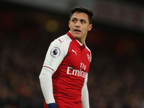 Alexis Sanchez branded the 'biggest mercenary in football' as Manchester United move draws closer