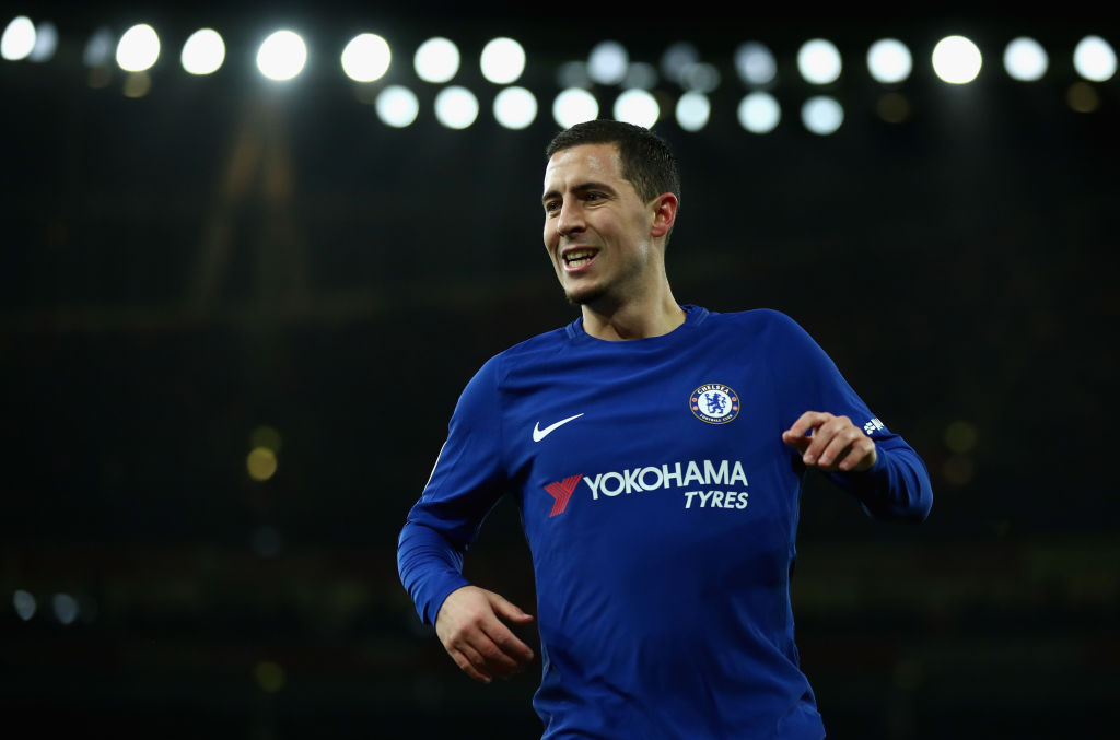 Chelsea star Eden Hazard to avoid ban over alleged dive against Arsenal