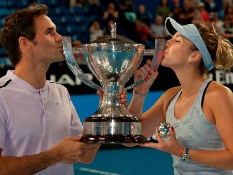 Belinda Bencic speaks out on Roger Federer family influence during her win over Venus Williams