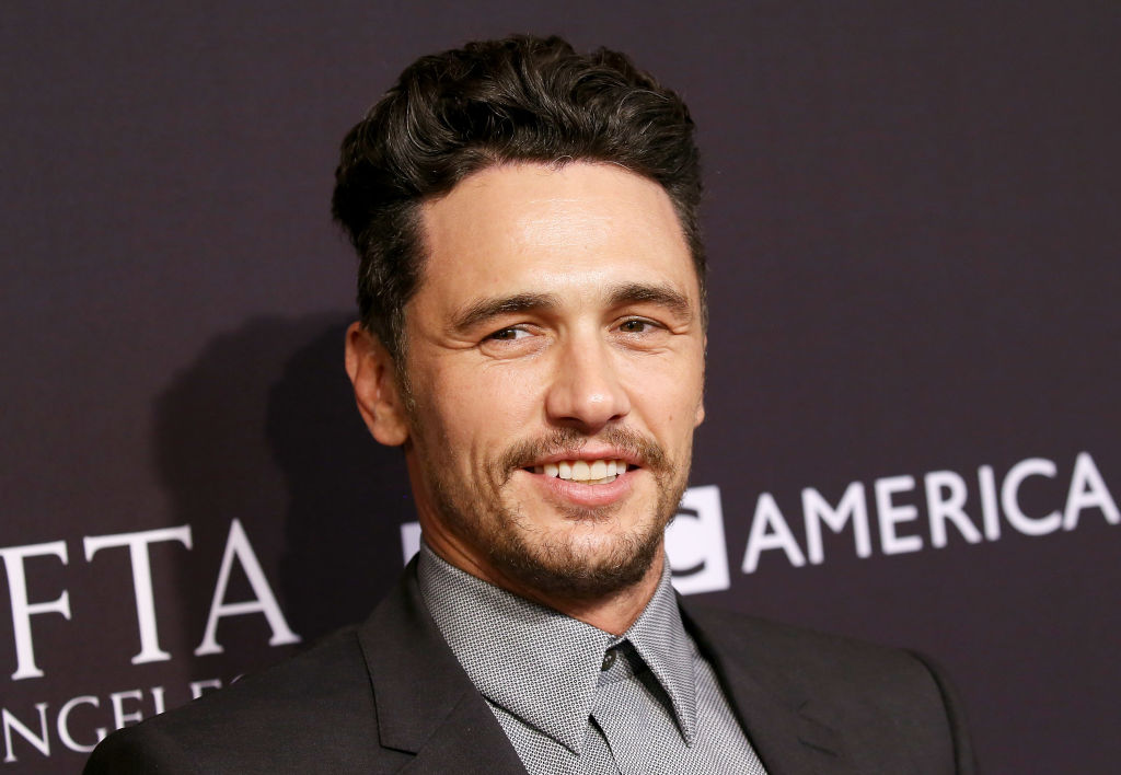 James Franco claims sexual harassment accusations are 'not accurate'