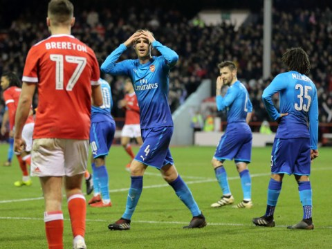 UEFA's official account trolls Arsenal after dismal defeat at Nottingham Forest