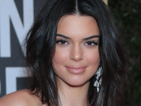 Kendall Jenner stuns in black and white nude photos but some are distracted by her toes