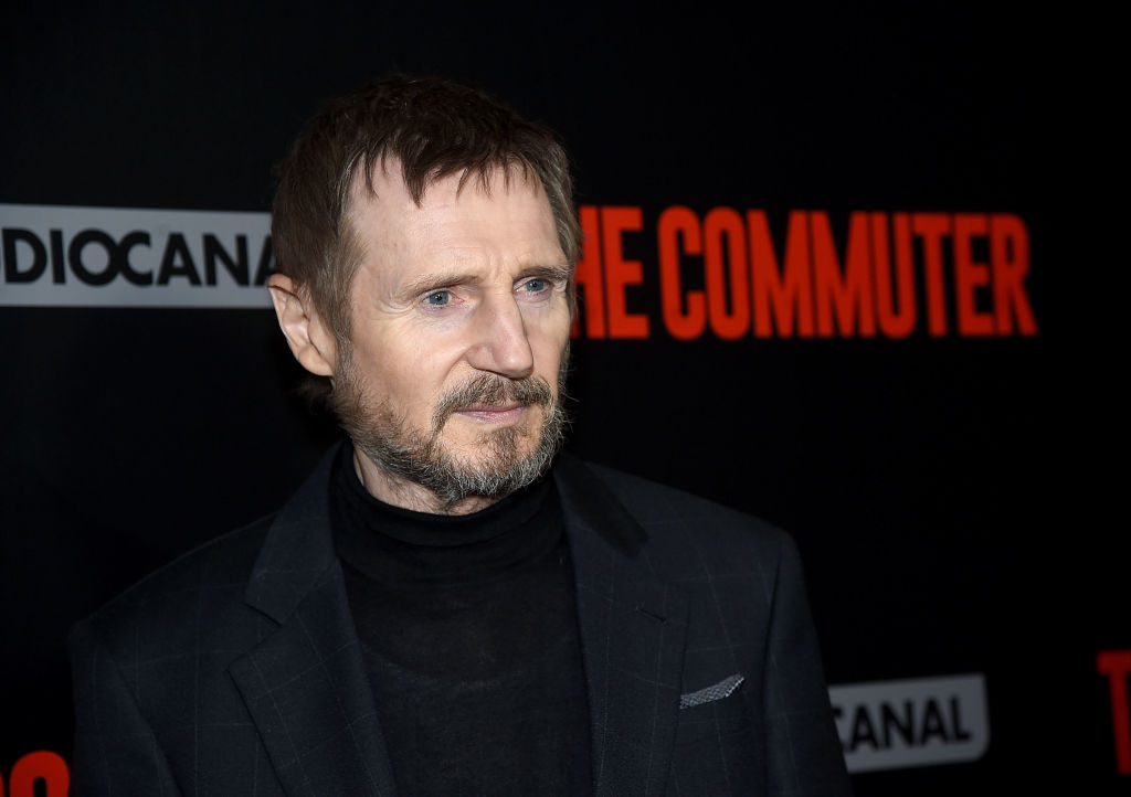 Liam Neeson blasted for calling sexual harassment allegations a 'witch hunt'