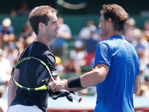 Richard Gasquet hails Roger Federer & Rafael Nadal as greatest in history after Kooyang Classic win