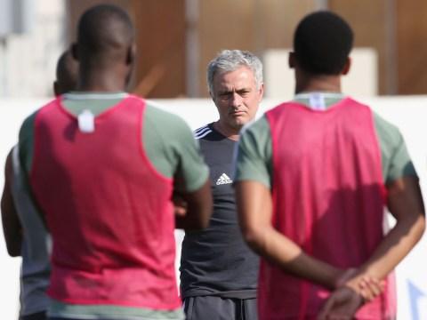 Luke Shaw reveals what Jose Mourinho had Manchester United working on in Dubai