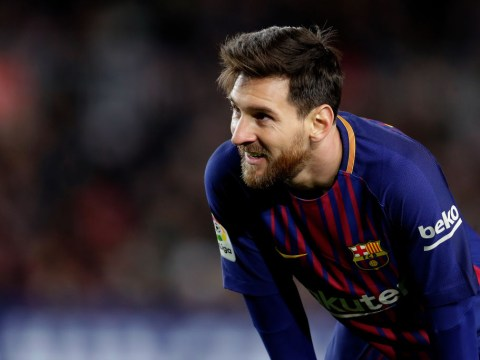 Lionel Messi breaks Gerd Muller's long-standing goal record with 366th strike for Barcelona