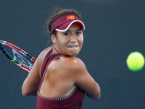 Heather Watson OUT of the Australian Open after Yulia Putintseva loss