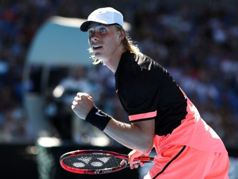 Shapovalov seeks odd advice from Federer as he looks to close gap on him, Nadal & Djokovic