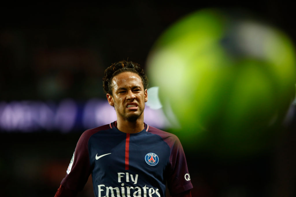 Neymar fed up with PSG again and will take pay cut to join Real Madrid
