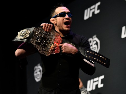 Tony Ferguson raging with title limbo after Conor McGregor remains UFC champion