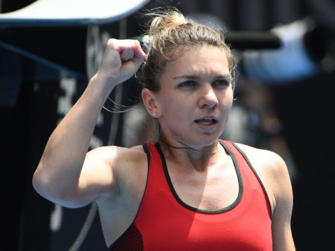 Simona Halep 'almost dead' after saving three match points to survive Australian Open epic