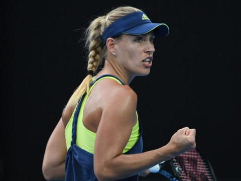 Angelique Kerber dumps Maria Sharapova out of the Australian Open