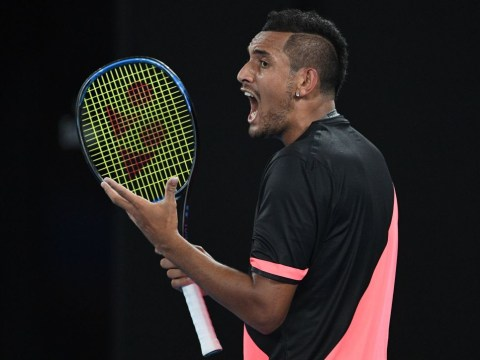 Calm Grigor Dimitrov dumps angry home favourite Nick Kyrgios out to set up Kyle Edmund clash