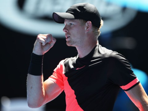British No. 2 Kyle Edmund stuns world No. 3 Grigor Dimitrov to reach Australian Open semi-finals