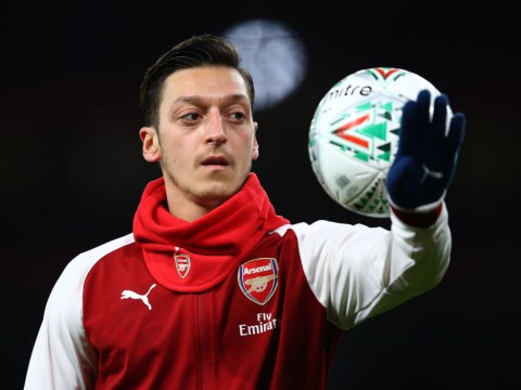 Arsene Wenger reveals the signs that suggest Mesut Ozil will extend his Arsenal contracts
