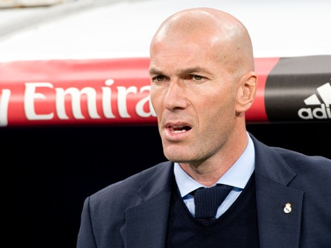 Zinedine Zidane admits his Real Madrid future depends on beating PSG