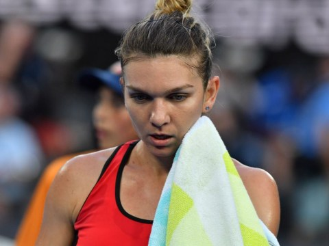 Simona Halep reveals main difference between Australian Open final defeat to French Open losses
