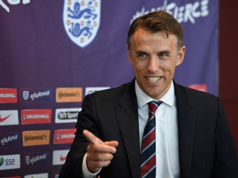 Phil Neville: I'm not sexist, I am qualified and this isn't a stepping stone