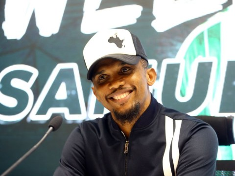 Samuel Eto'o given the best Twitter announcement of the January transfer window