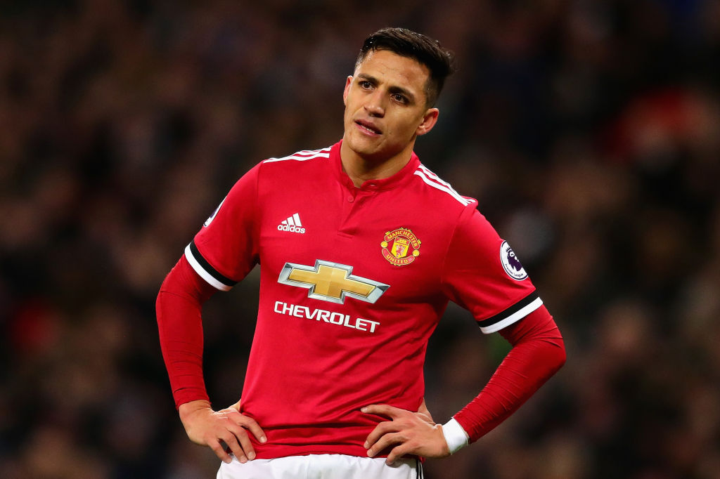 Tottenham give Alexis Sanchez a reality check on his Premier League debut for Manchester United