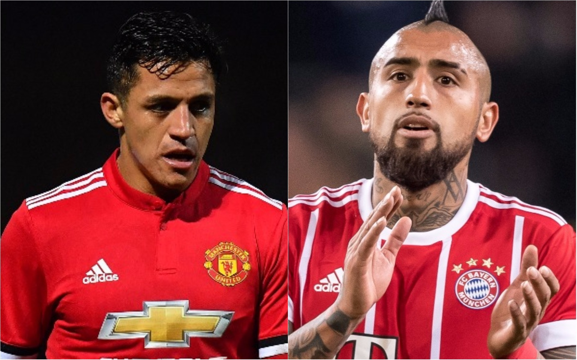 Arturo Vidal impressed with Alexis Sanchez's debut for Manchester United