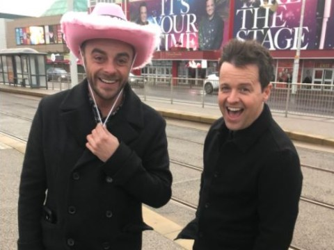 Declan Donnelly 'to host Britain's Got Talent alone after Saturday Night Takeaway success'