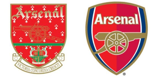 Leeds United badge: Arsenal, Man Utd and Chelsea crests a