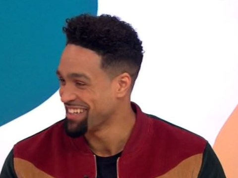 Ashley Banjo jokes his manhood is so big he could knock someone out