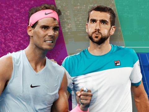 Can impressive Marin Cilic dash Rafael Nadal's double Grand Slam hopes?