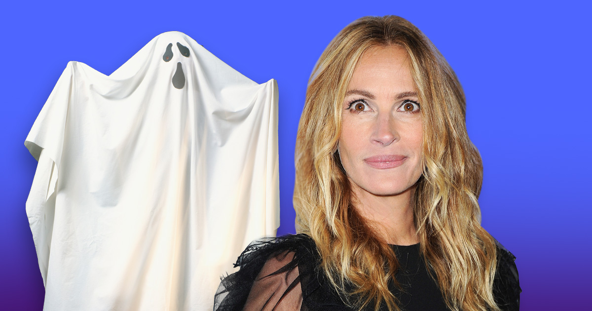 Julia Roberts has been 'haunted by a ghost' on set of new movie