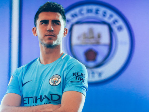 Aymeric Laporte remains glad it took so long for him to join Manchester City
