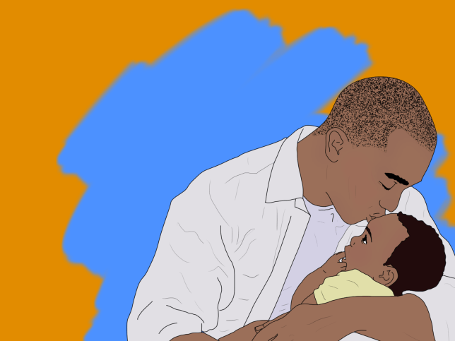 **ILLUSTRATION REQUEST** The first month of being a Dad – The partying has stopped, but the late nights haven't (Jamie Roberts)