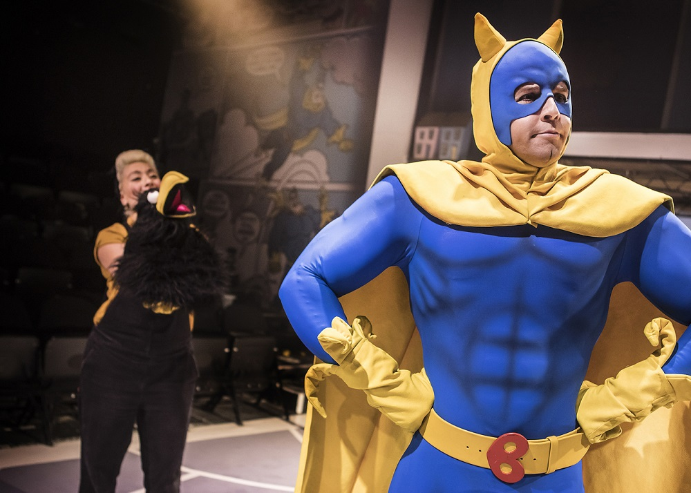 Bananaman The Musical review: 1980s Beano superhero gets impressive stage adaptation