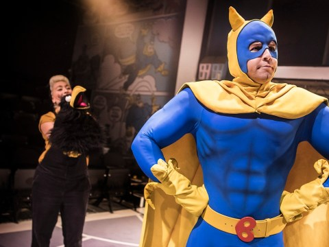 Bananaman The Musical review: 1980s Beano superhero gets impressive stage adaptation
