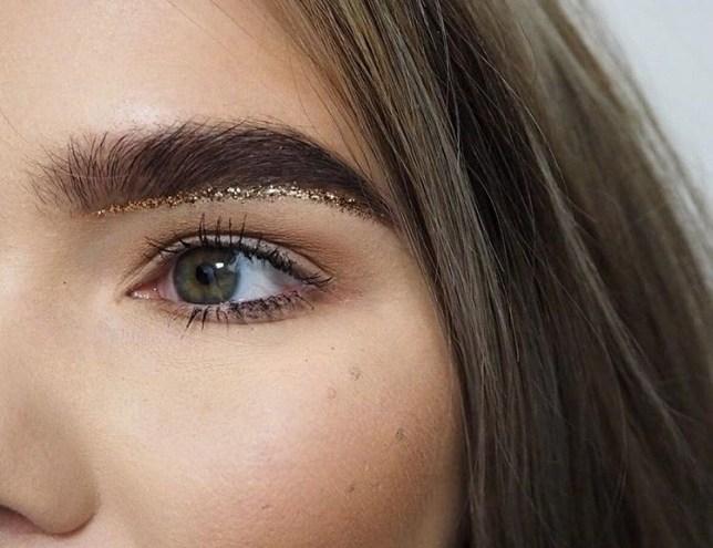 browliner makeup trend