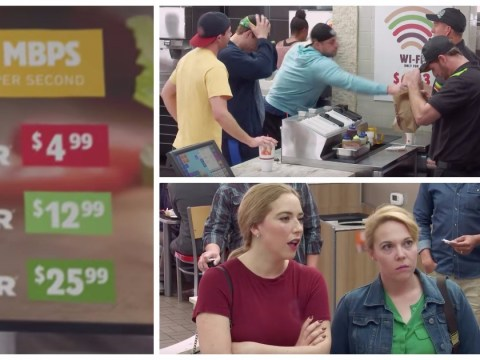 Angry Burger King customers lose it as Whopper is used to make point about net neutrality
