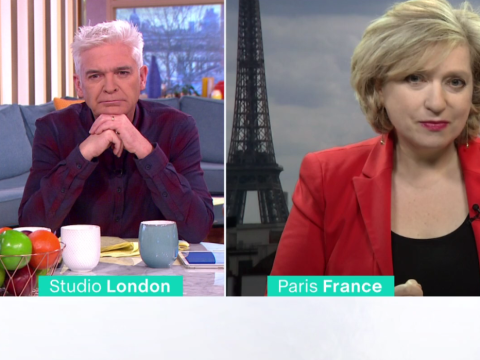 Phillip Schofield and Holly Willoughby challenge anti-Me Too campaigner over beliefs